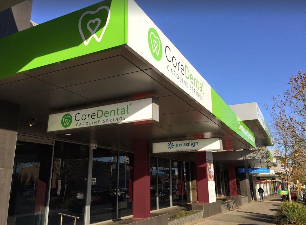 Core Dental Caroline Springs Exterior 3
